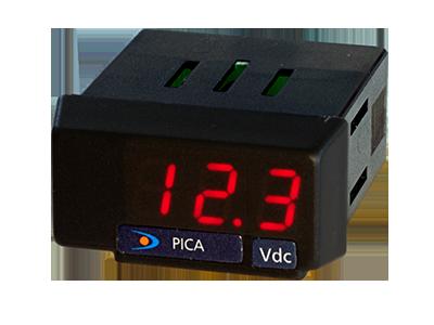 Indicator for dc mesurement