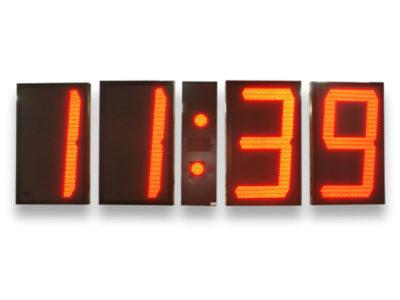 Calendario cronómetro