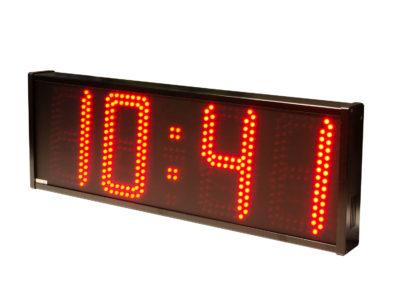 Reloj, calendario y cronómetro industrial