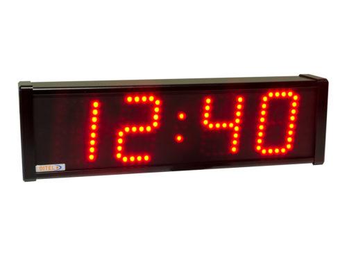 Clock calendar chronometer