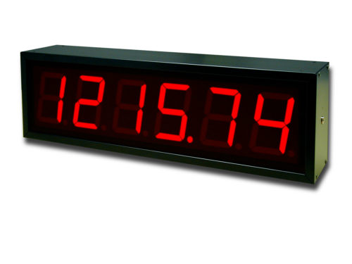 Numeric Large Display