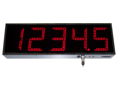 Numeric Large Display