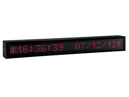 Alphanumeric Large Display