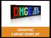 Graphic large display