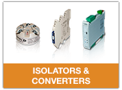 Isolators & converters