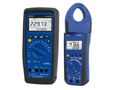 Portable meters