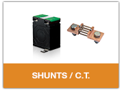 shunts and transformers